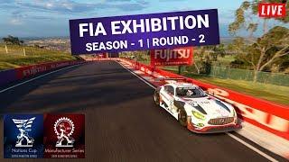 GT Sport FIA Exhibition Racing | Season 1 | Round 2