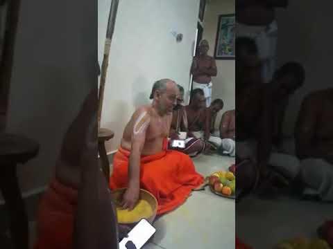Anugraha Bhashanam- Srirangam Srimath Srivarahamahadesikan-1