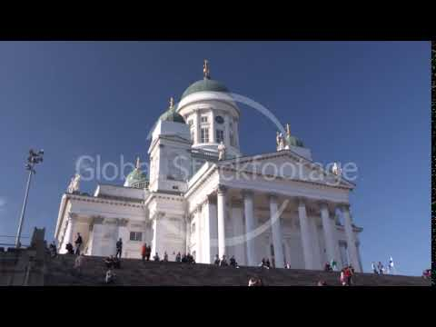Global Stock Footage Helsinki Finland