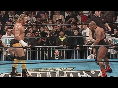 Shane Douglas vs. Taz - ECW World Heavyweight Title Match: Guilty as Charged 1999