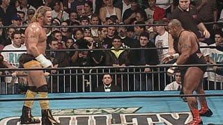 Shane Douglas vs. Taz - ECW World Heavyweight Title Match: Guilty as Charged 1999