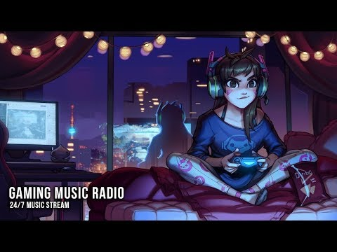 24/7 Live Stream 🎵 Gaming Music Radio | Dubstep, Trap, EDM, Electro House