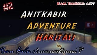 Repeat youtube video Minecraft Anıtkabir ADV + Download Link Part2