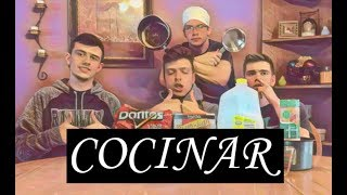 Cocinar - A Chef Short Film by Levi Popp and Friends