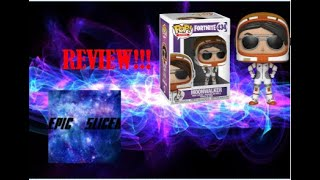 Moonwalker Skin - Fortnite Funko Pop Review