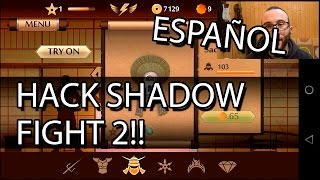 SHADOW FIGHT 2 HACK | #ViernesDeMods #9 | SIN ROOT | MUY FÁCIL