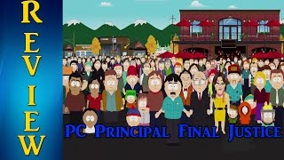 South Park S19E10 PC Principal Final Justice (Finale) Review