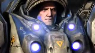 星海爭霸2 人类 陸戰隊 語錄 StarCraft 2  Terran Marine Quotes (Chinese)