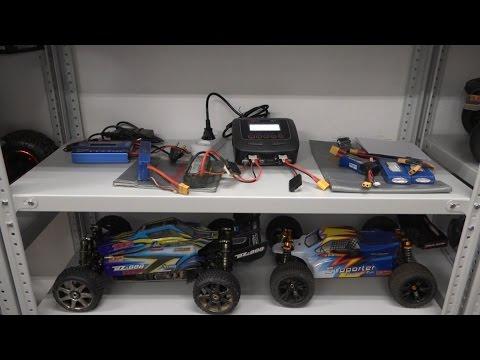 Зарядное устройство для Lipo аккумуляторов SKYRC D100