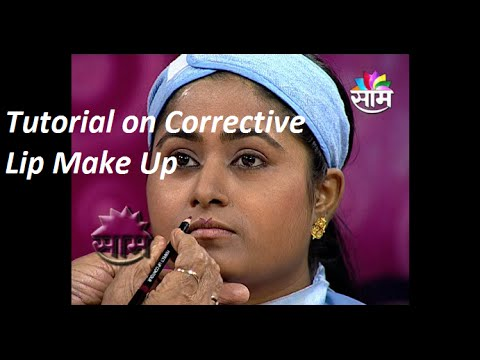 Classic Tips and tutorial on Corrective Lip MakeUp