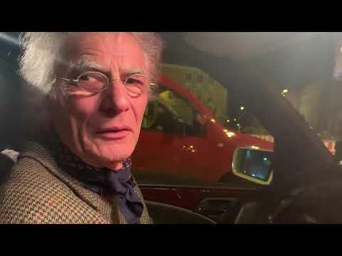 Berlin: 82-jähriger Taxifahrer packt aus