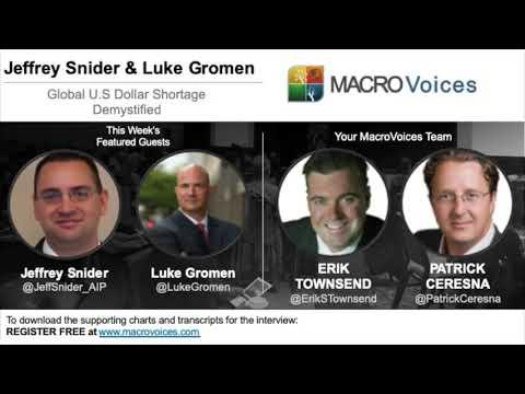 Jeff Snider & Luke Gromen: Global U.S. Dollar Shortage Demystified
