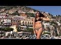 28 Topless in Positano Italy VLOG