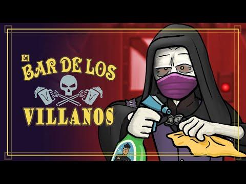 El Bar de Los Villanos - La Cuarentena de Palpatine