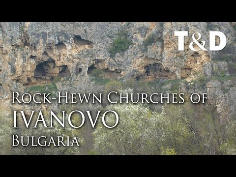 Rock-Hewn Churches of