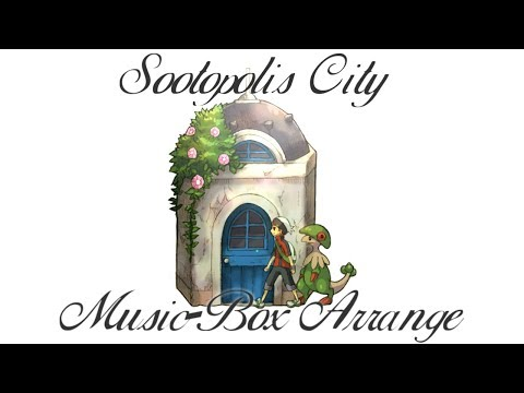 Sootopolis City (ルネシティ) Music Box Remix