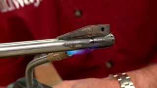 Repeat youtube video Gunsmithing - How to Install Express Style Iron Sights Presented by Larry Potterfield of MidwayUSA