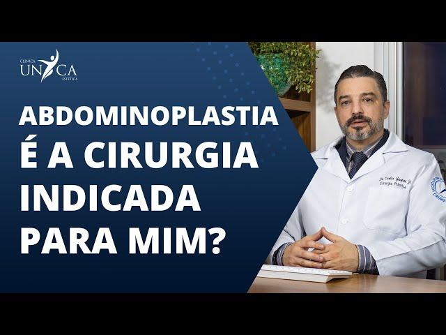 Quando Sei Que a Abdominoplastia é Indicada Para Mim?