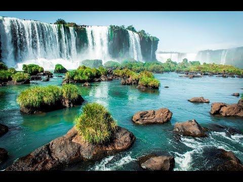 Foz Do Iguaçu Waterfalls Cataratas Do Iguaçu Brazil Travel Argentina Wonder Of The World