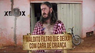 Plantão do Chico: Maldito Filtro que deixa com cara de criança!