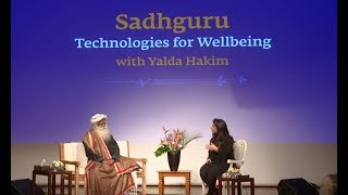 A conversation with Sadhguru