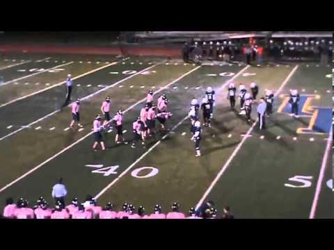 Dylan Wesley Quarterback for Upper Perkiomen High School
