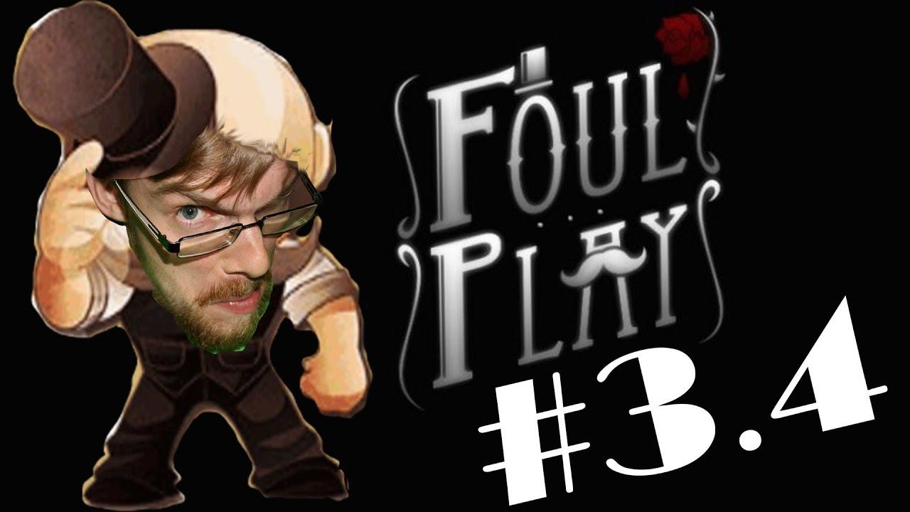 Прохождение Foul Play #3.4 - Поражение Роботов | Demise of the Robots