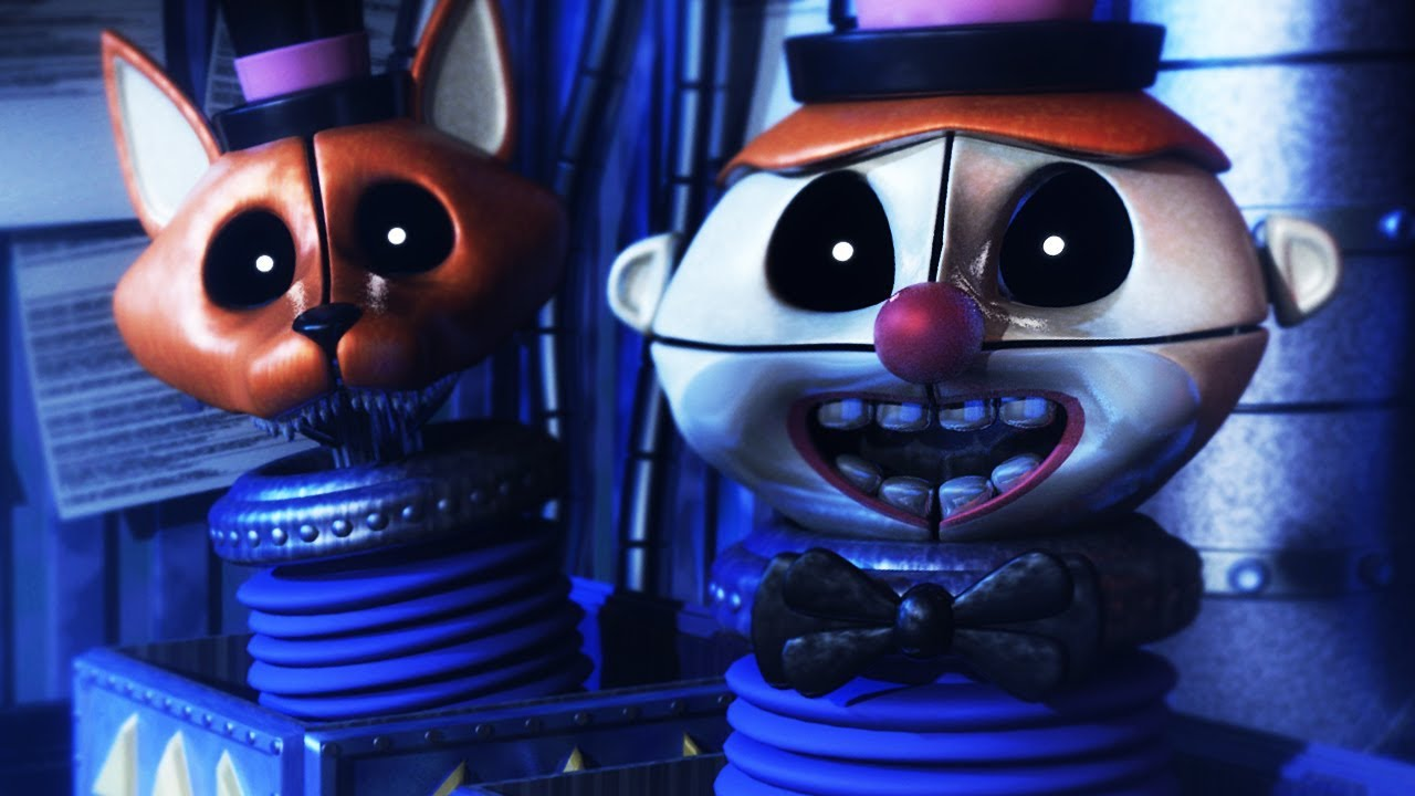 NEW ANIMATRONICS IN A TERRIFYING LOCATION! || Endless ...