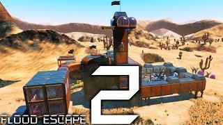 Roblox FE2 Maptest Desert Base (Rebeat) [Insane] Feat. james5373