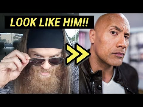 Train And Eat To Look EXACTLY Like The Rock!