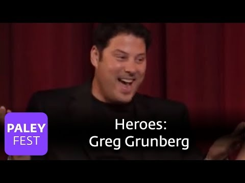 Heroes  Greg Grunberg on Auditioning