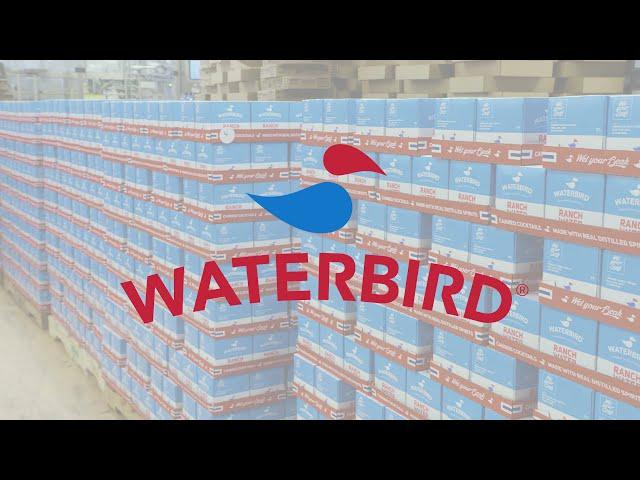 Waterbird Canning Process - 60sec