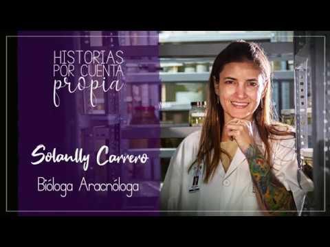 ¿Bióloga aracnóloga? En el Museo de Historia Natural Solanlly Carrero cuida arañas y educa sobre su importancia