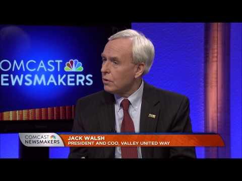 Jack Walsh, Valley United Way