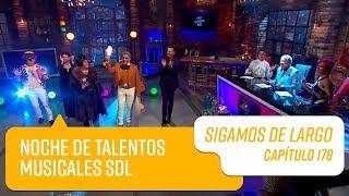 Capítulo 178: Noche de Talentos en SDL   Sigamos de Largo 2020