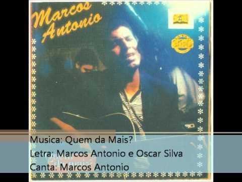 Marcos Antonio   1995   Quem da Mais   1995