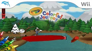 Crayola: Colorful Journey | Dolphin Emulator 5.0-9664 [1080p HD] | Nintendo Wii