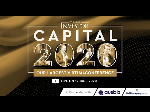 capital-2020- -virtual-investor-conference- -empowering-innovation-and-capital