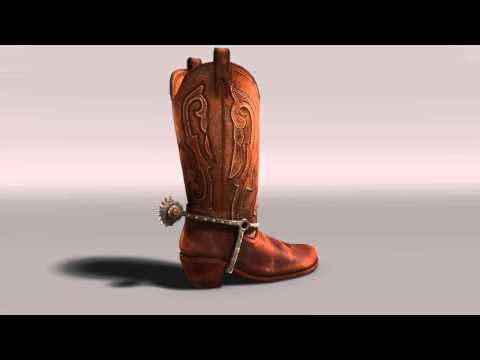 ตัวอย่างรองเท้าบูท แบบฝึกหัดที่2