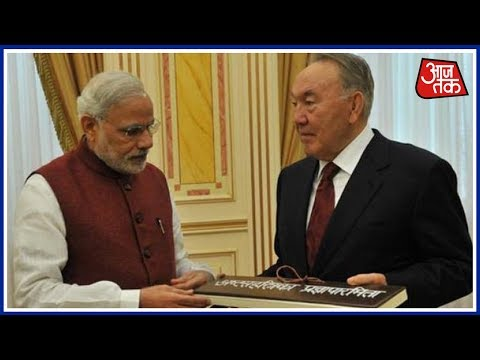 Modi in Kazakhstan; India to become full SCO member