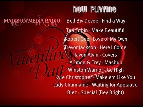 Season 9 (Madison Media Radio) Episode 4 Valentine Grooves