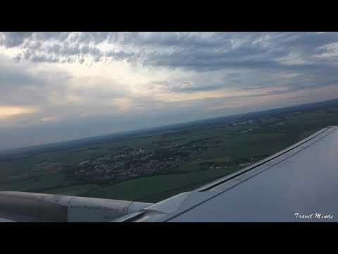AEGEAN AIRLINES   Take Off From Paris (CDG) To Athens