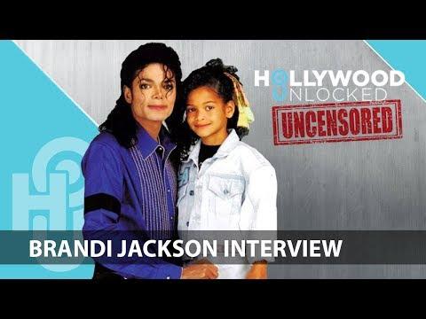 Brandi Jackson Speaks Out Against Leaving Neverland & Oprah on Hollywood Unlocked [UNCENSORED]