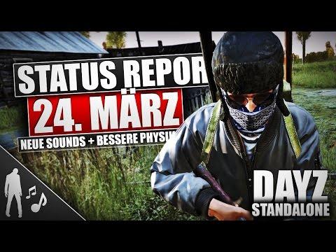 ◤Status Report 24.03.15 | DAYZ STANDALONE V0.55 Exp. | German Gameplay - Ricoo