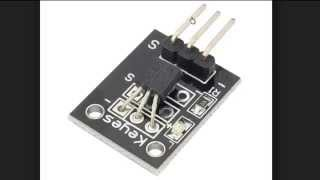 DS18B20 Temperature Sensor Module Measurement KY-001 Module For Arduino NEW