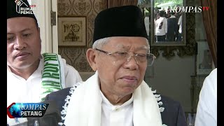 Download Video Ma'ruf Amin Hadiri Silaturahim dengan Kiai dan Santri MP3 3GP MP4