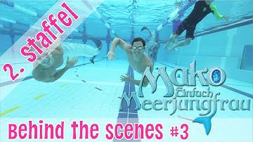 Der neue Meermann Erik | Mako - EInfach Meerjungfrau | Behind the Scene