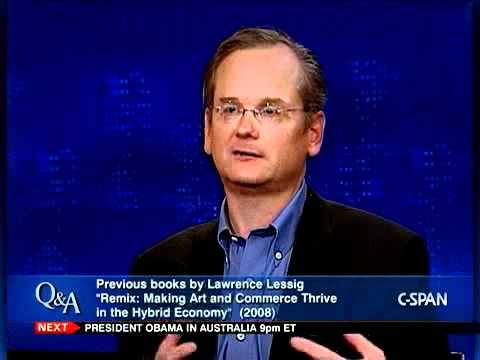 Q&A: Lawrence Lessig