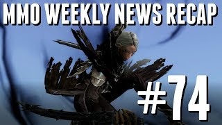MMO Weekly News Recap #74 | Bless Online, Dauntless, H1Z1 and More!