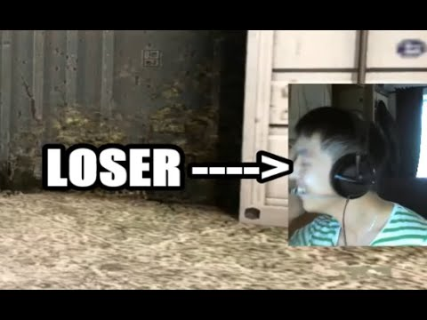 Loser left the channel